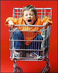 Food Additives That Can Cause Tantrums & Disruptive Behavior