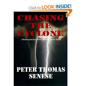 Book Review:  Chasing The Cyclone by Peter Thomas Senese