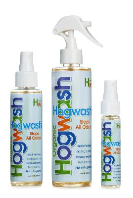 Product Review: Organic Hog Wash Odor Spray