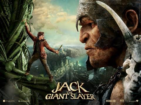 Win Jack The Giant Slayer on DVD/Blueray