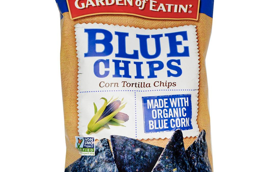 Win a Bag of Garden Of Eatin Organic Gmo Free Blue Chips