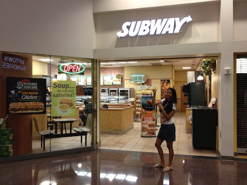 Is Subway Real Food?