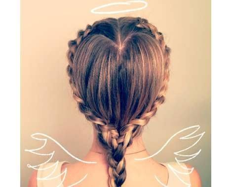 Cute Valentines Day Hairstyles for Girls
