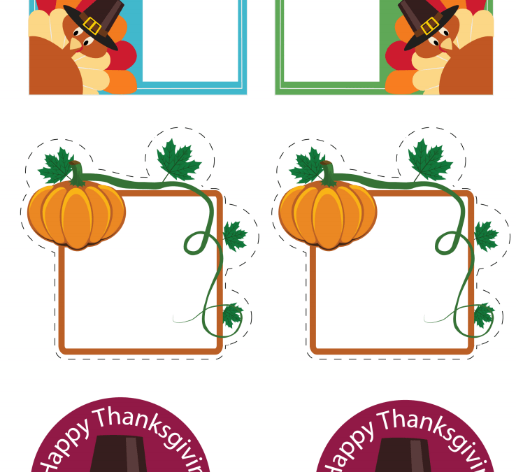 How To Easily Decorate Your Home For Thanksgiving W Free