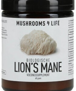 Lions-Mane-Poeder Mushrooms4Life