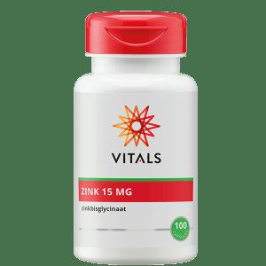 Zink 15 mg 100 capsules