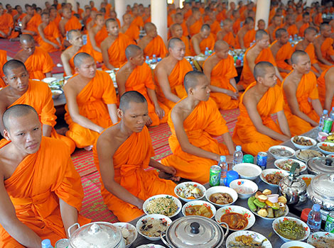 Image result for bun pchum ben