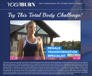 Yoga Burn Total Body Challenge