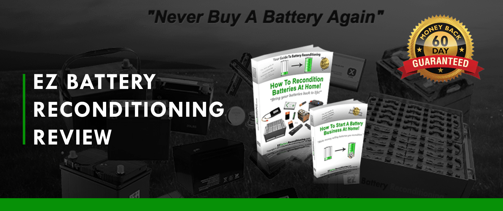 What Is EZ Battery Reconditioning?