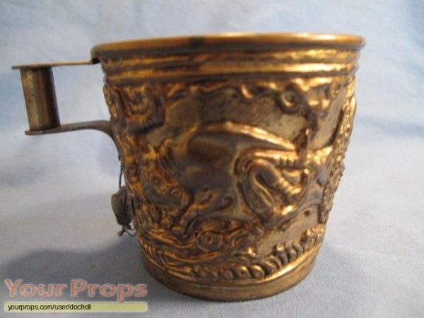 Alexander Vaphio Drinking Cup replica movie prop