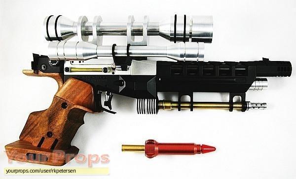 Wars Star Gun Ascension
