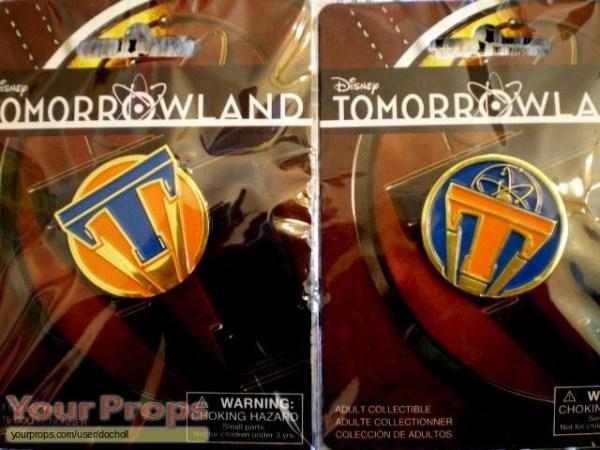 Tomorrowland Tomorrowland Pins replica movie prop