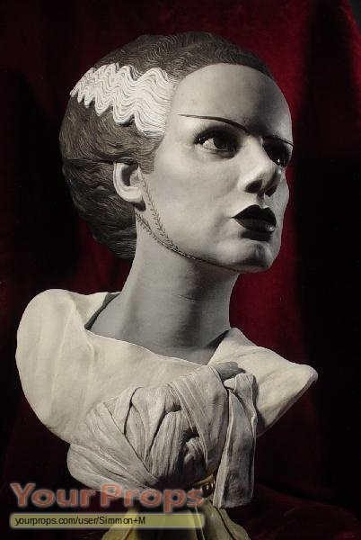Bride of Frankenstein 11 Bride of Frankenstein bust