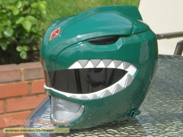 Mighty Morphin Power Rangers Props