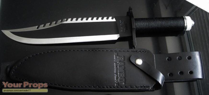 Rambo: First Blood Part 2 Rambo 2 knife replica prop weapon