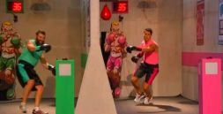 Donny Thompson and Cody Califiore battle it out for HOH on Big Brother 16 episode 27