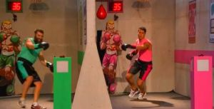 Donny Thompson and Cody Calafiore battle it out for HOH on Big Brother 16 episode 27