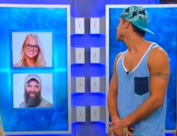 Cody Calafiore nominates Donny Thompson and Nicole Franze for eviction on Big Brother 16 episode 27