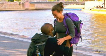 Alain Chanoine proposes to Audrey Tousignant-Maurice On Amazing Race Canada
