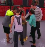 The Final 5 push the rewind button on Big Brother 16 episode 33