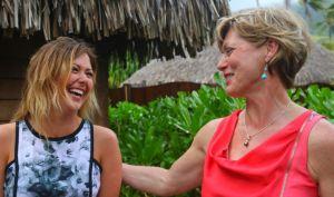 Trisha Vergo meets Tim Warmels mother on The Bachelor Canada 2 Episode 9