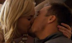 Whitney Bischoff and Chris Soules spend the day on the farm on The Bachelor 19 Finale