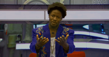 Godfrey Manzwiga wins Veto on BBCAN3episode16