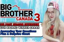 Post season interview with BBCAN3 winner Sarah Hanlon