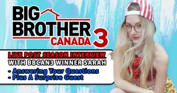 Post season interview with BBCAN3 winner Sarah Hanlon