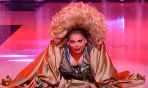 Ginger Minj lip synch's for her life one last time on the finale of RuPaul's Drag Race