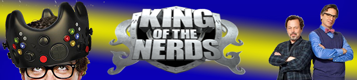 king of the nerds banner