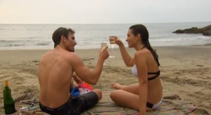 Jared Hairon and Ashley Iaconetti go on a first date on Bachelor in Paradise 2