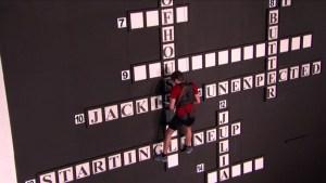 "Part 2 of #FinalHOH ""Colossal Crossword"" #BB17"