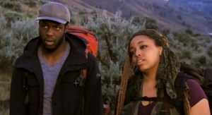 It's a sad ending for Dujean Williams  and Leilani Ross on The Amazing Race Canada 3