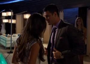 Ben Higgins, Olivia Caridi, Jennifer Saviano The Bachelor, Las Vegas