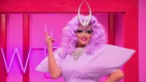 Kim Chi makes her appearance on #DragRace