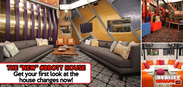 #BBOTT House Decor Change Pictures !
