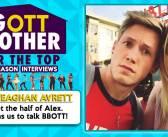 #BBOTT Teaghan (Alexs' BF) Joins Us Live!