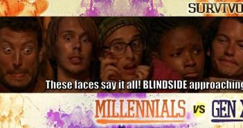 Survivor 33 Millennials vs Gen X Blog Recap Episode 7: I Will Destroy You