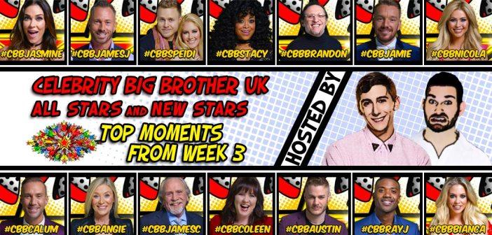 CBBUK 19: Week 3 Recap Show