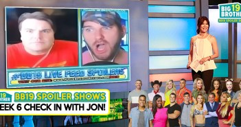 NSFW #BB19 Week 6 Check In With Jon!