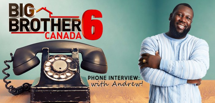 BBCAN6 PHONE INTERVIEW: Andrew Miller