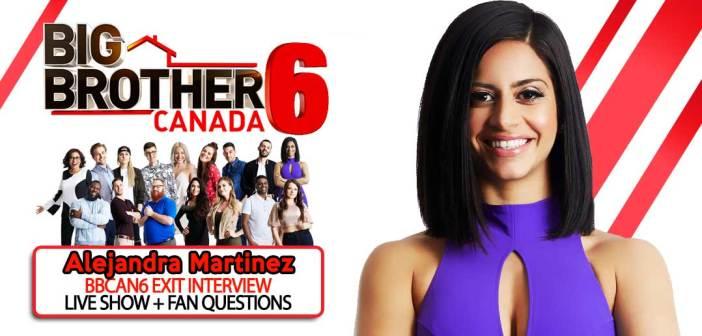 BBCAN6 POST SEASON WITH: Ali Martinez