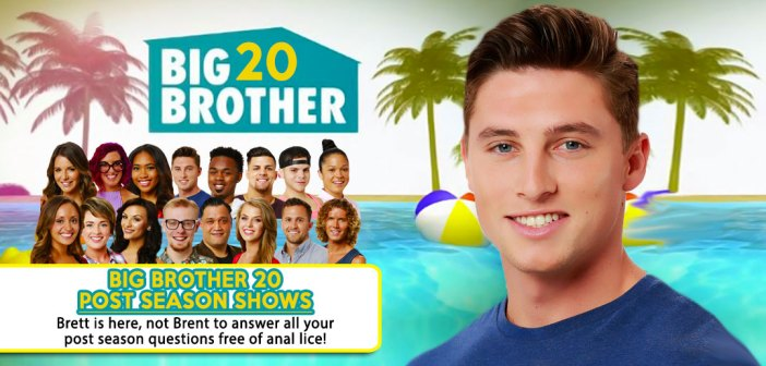 BB20 POST SEASON SHOWS: Brett Robinson