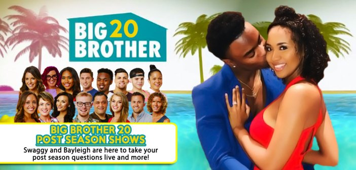 BB20 POST SEASON SHOWS: Swayleigh Couples Show!