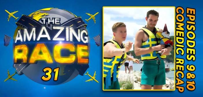 THE AMAZING RACE 31:  Episodes 9 & 10 Recap Show