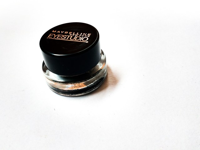 Maybelline Eye Studio Lasting Drama Gel Liner Black