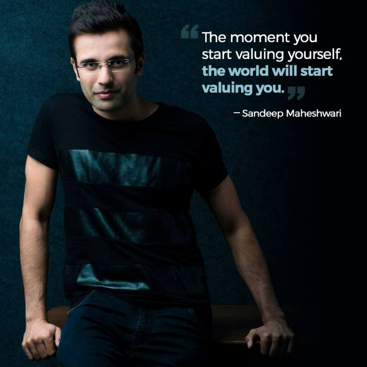 Sandeep Maheshwari New Quotes