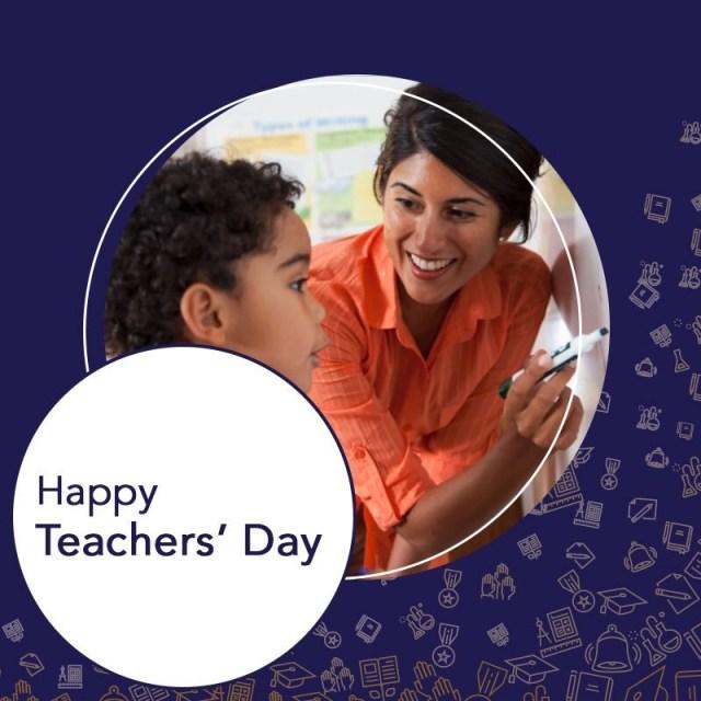 Teachers Day Image