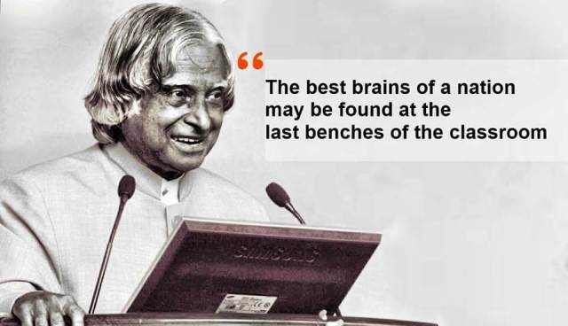 abdul kalam good thoughts images
